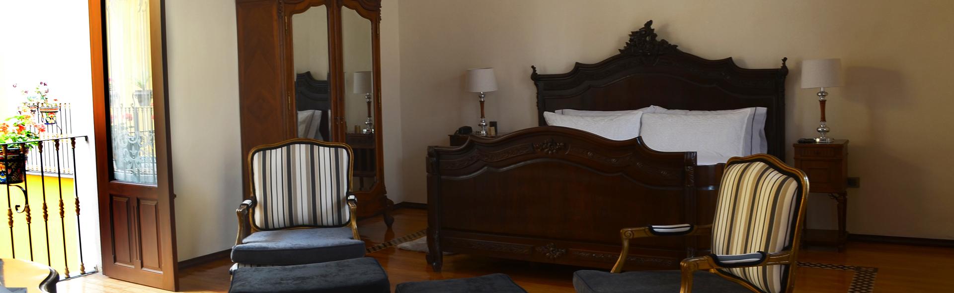 Marques del Angel habitacion clasica